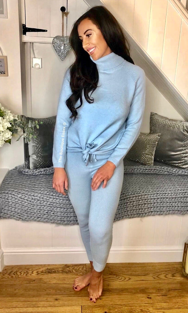 DILILA BLUE 2 PIECE SET