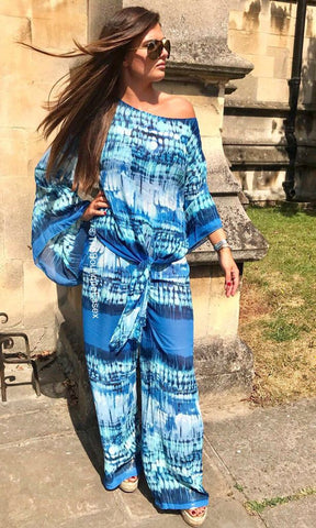LOLA BLUE MIX 2 PIECE SET