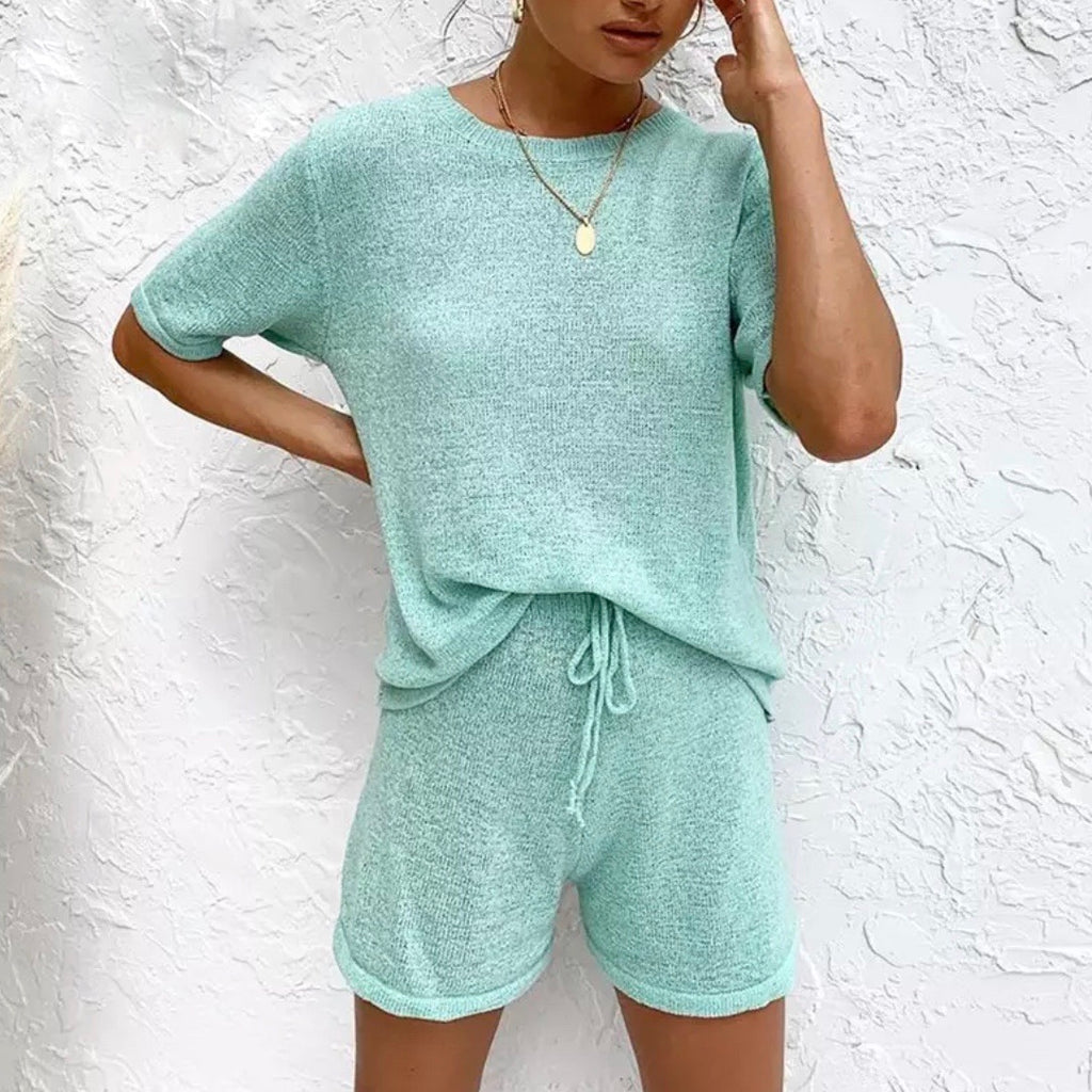 JADE MINT 2 PIECE SET