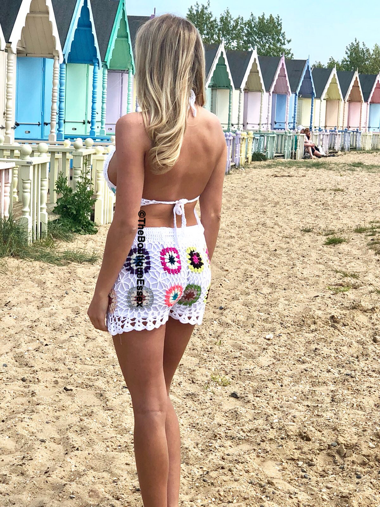 FESTIVAL WHITE 2 PIECE SET