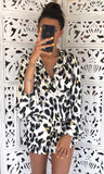 SUMMER LEOPARD 2 PIECE SET