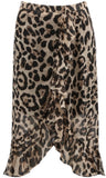 BROGAN LEOPARD SKIRT