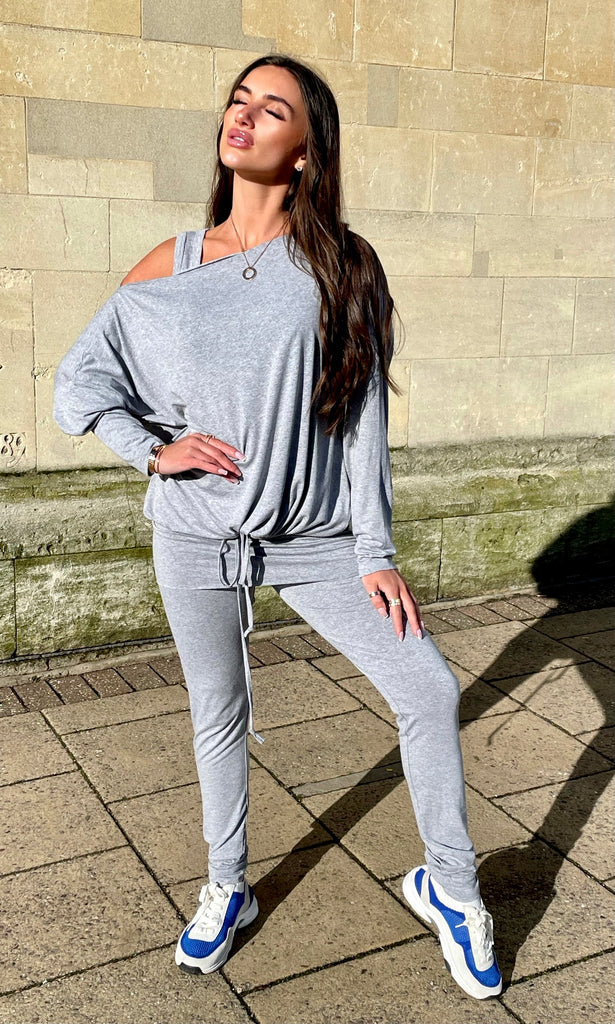 BAILEY GREY 3 PIECE SET