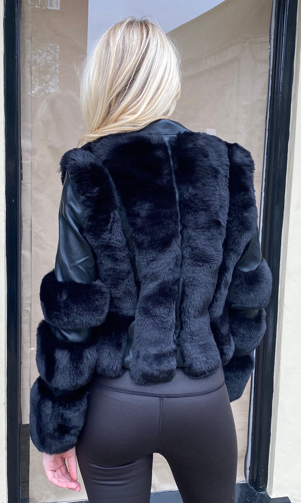 LAYLA FUR JACKET