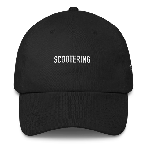 Scootering Dad Hat