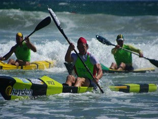 Specific Training Goals Key to increasing Surf Ski Speed