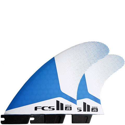 FCSII Jason Stevenson PC Medium Tri-Quad Fins