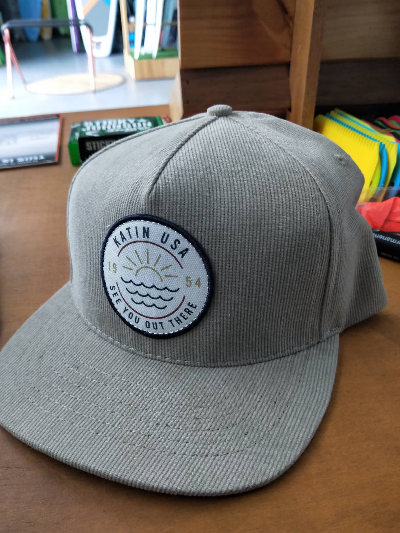 "Katin ""See you Out There"" Hat"