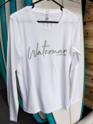 Waterman Store Ladies Long Sleeve