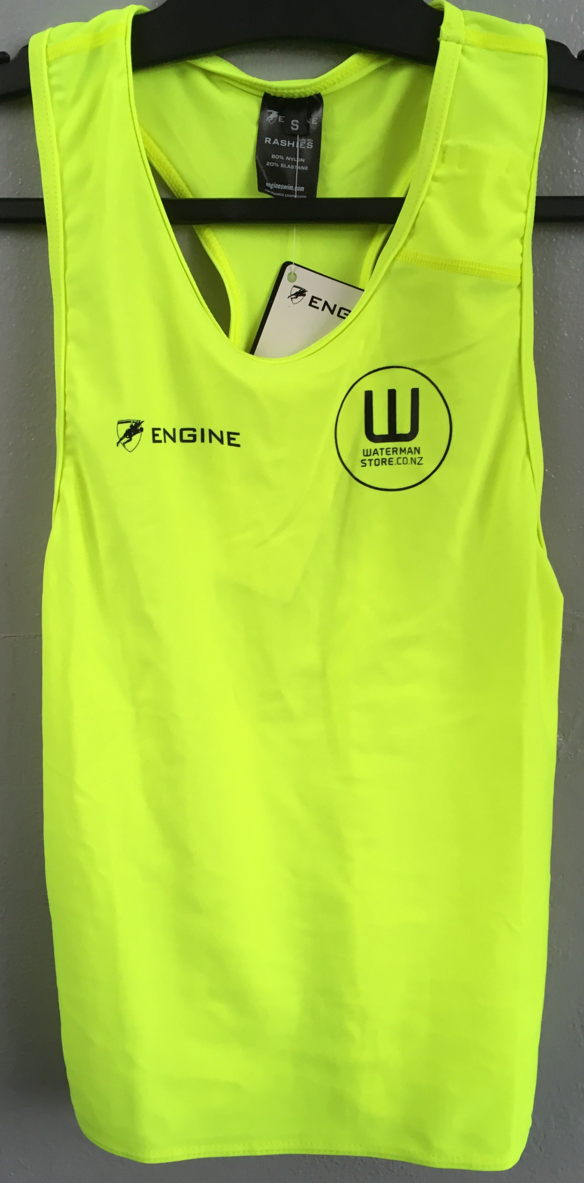 Waterman Store Hi Vis Competition Rashie