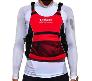 Hi Vis Safety Red PFD