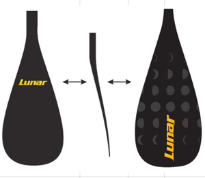 Lunar SUP Paddle - Adjustable
