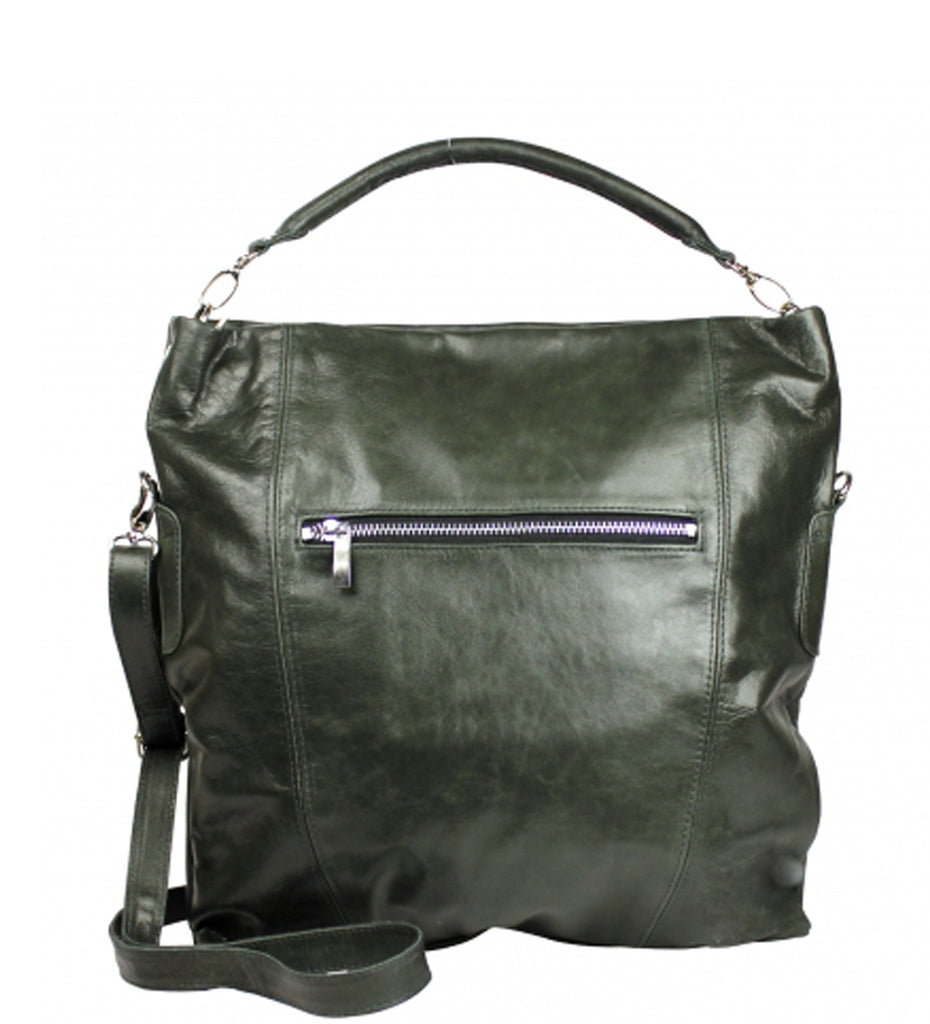 Madison Hobo in licorice