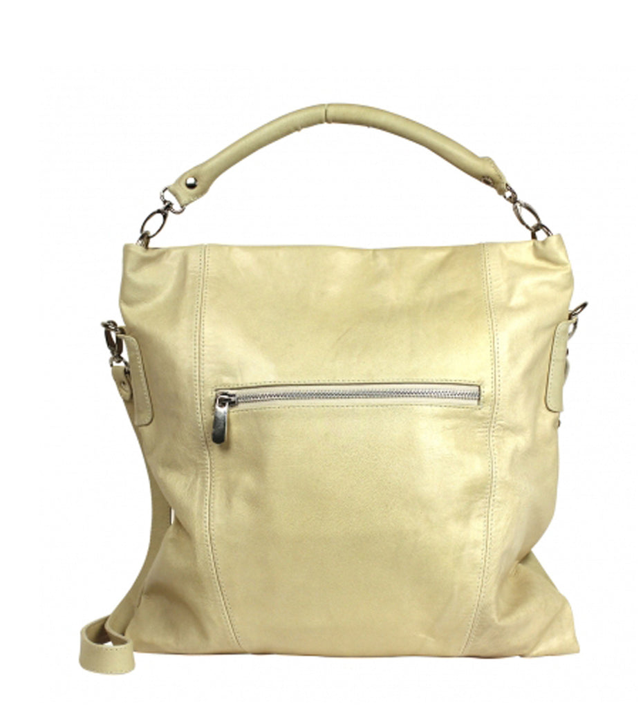 Madison Hobo in milk