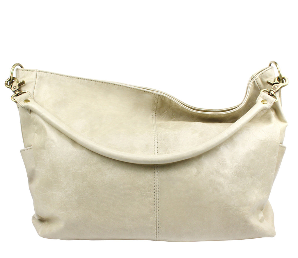 Montgomery Tote in milk