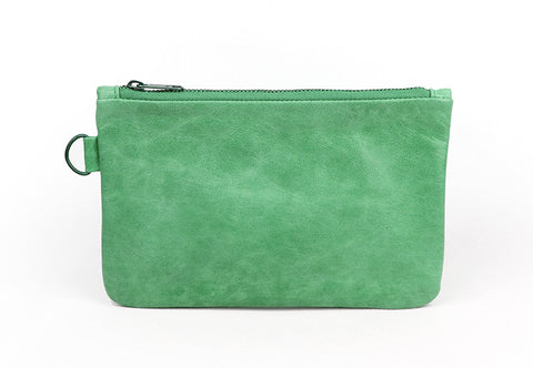 Dakota Pouch in mint