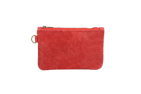 Dakota Pouch in cherry