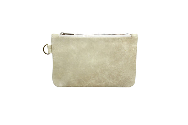 Dakota Pouch in milk