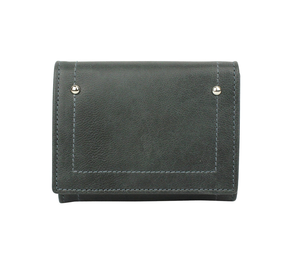 Hudson wallet in Licorice