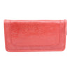 Santiago Ladies Wallet in cherry
