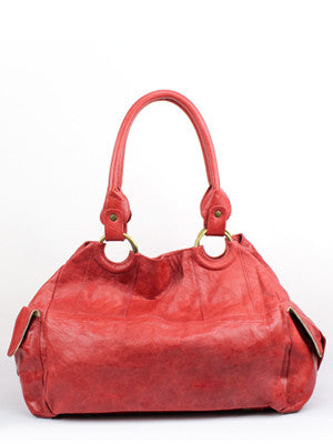 Tarlee Tote in cherry