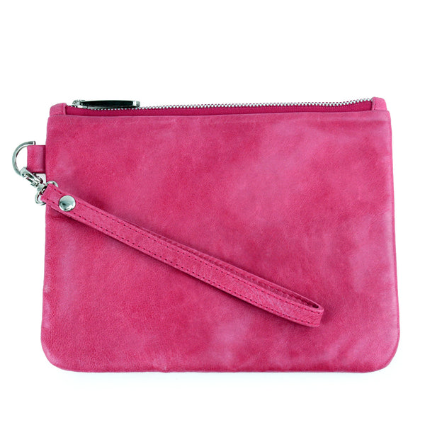Tulum Carry All in pomegranite