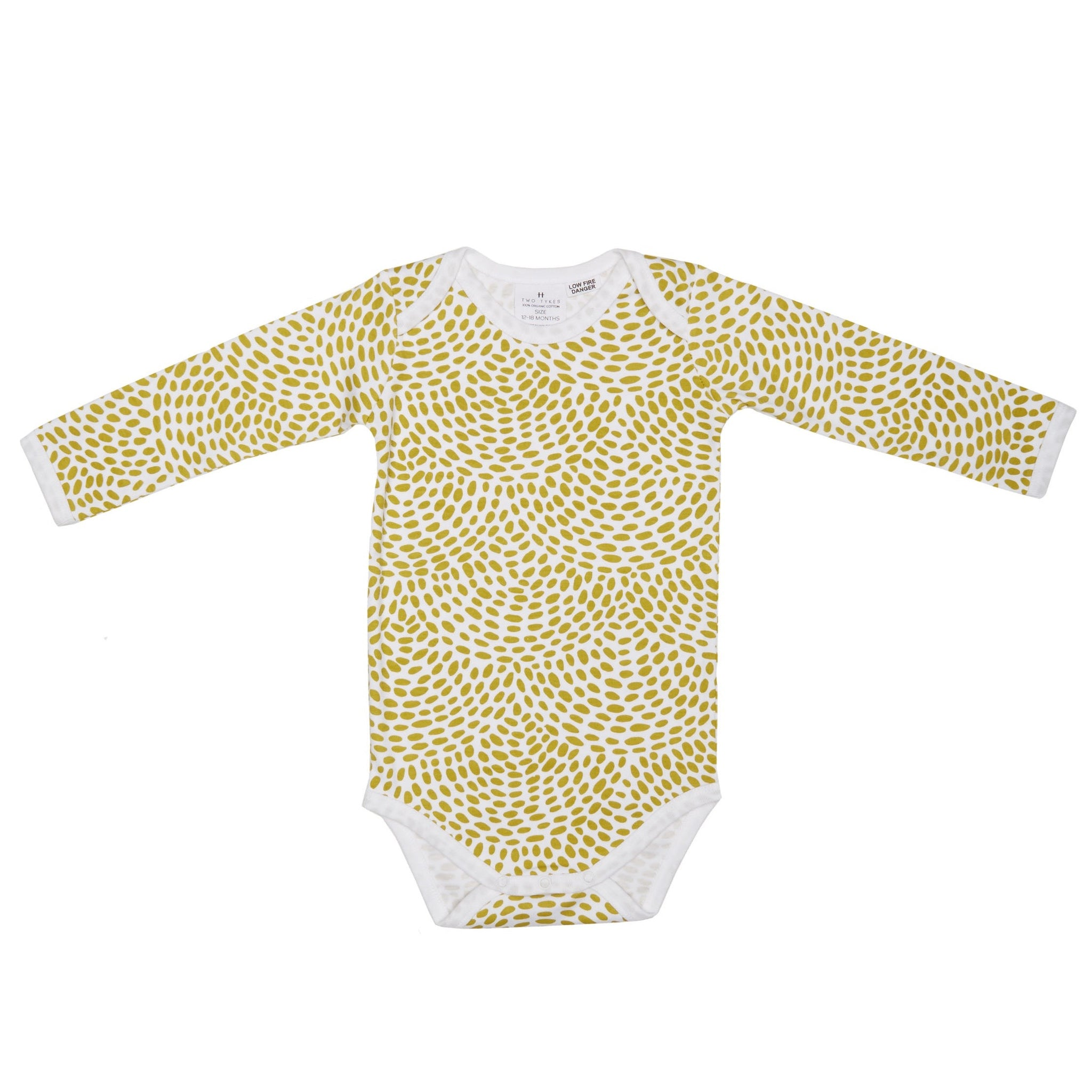 Moss Long Sleeve Baby Suit