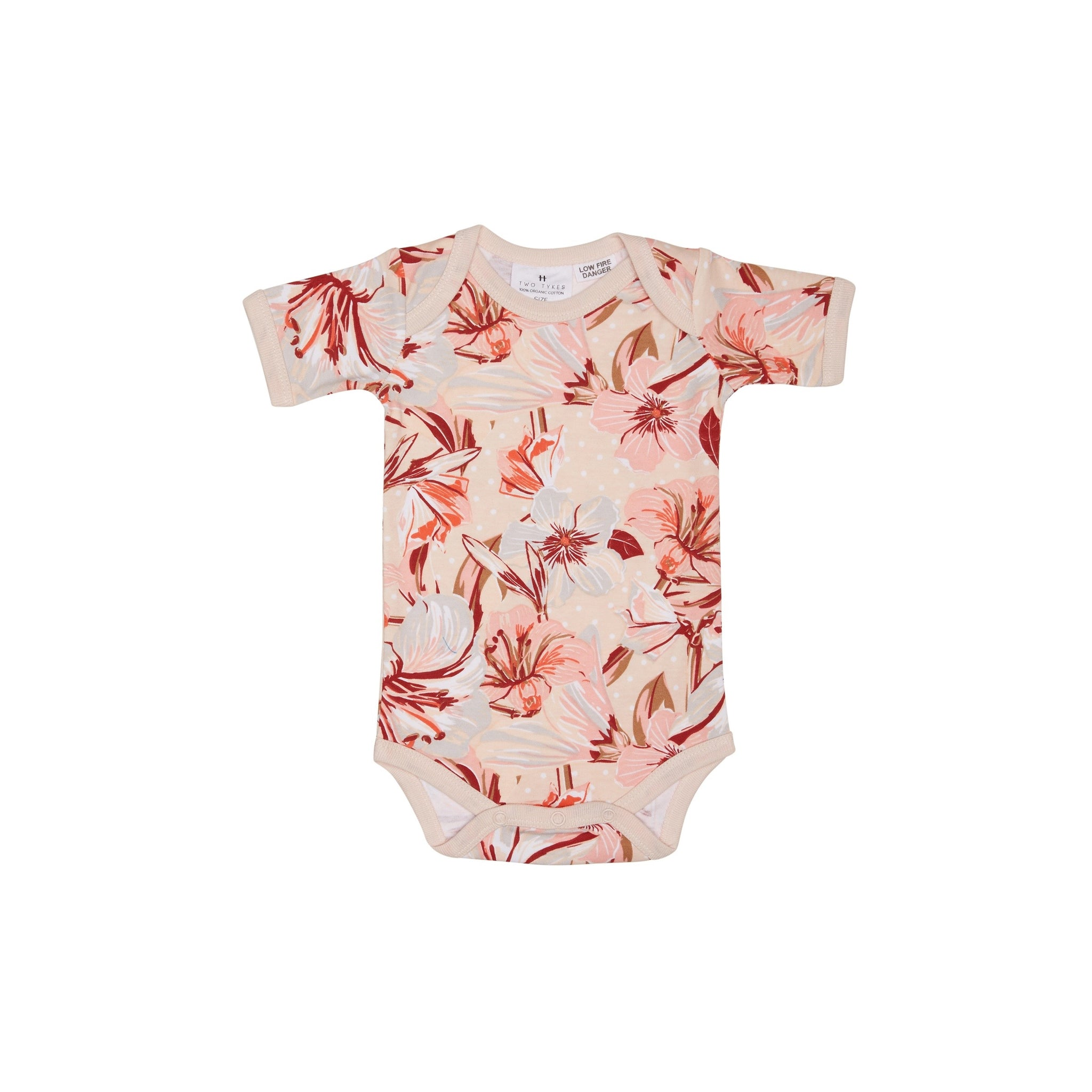 Sunday Short Sleeve Baby Suit