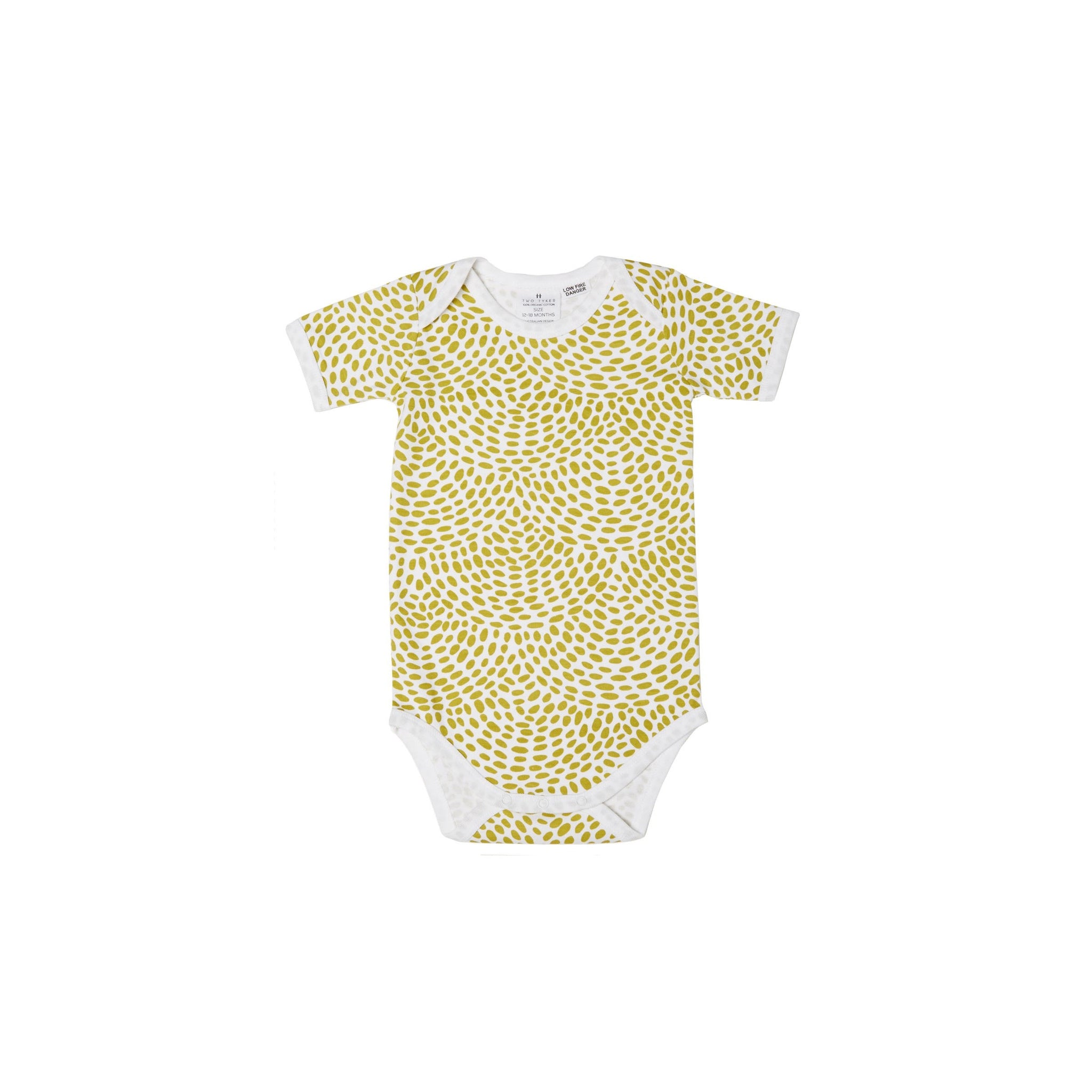 Moss short sleeve bodysuit