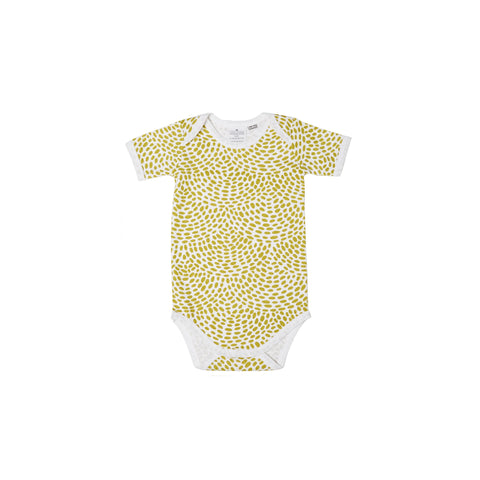 Moss Short Sleeve Baby Suit