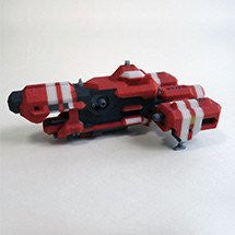 Red Ship - collectible