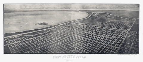 Port Arthur in 1912