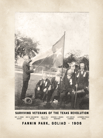 The Last Soldiers of the Republic of Texas