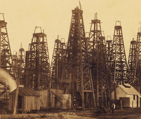 Boom! Spindletop, 1902