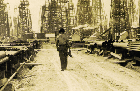 Return to Spindletop, 1925