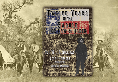 Twelve Years in the Saddle for Law & Order - Limited Edition