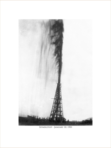Spindletop - January 10, 1901