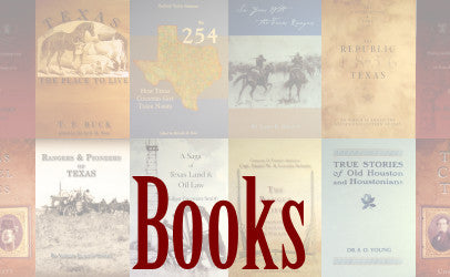 Books on Texas