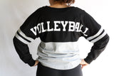 Cotton Volleyball Pom Pom Jersey