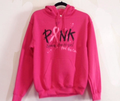 d4d04388a74 Breast Cancer Awareness Hooded Sweatshirt – Trendsetters Volleyball Store