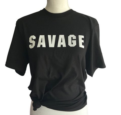Savage Short Sleeve T-Shirt