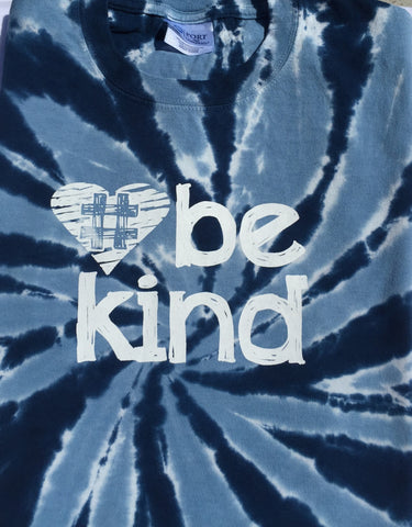 Be Kind Tie Dye T-Shirt