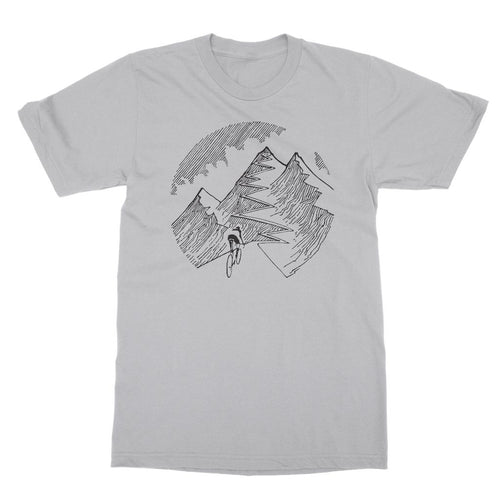 Everesting Illustration Tee