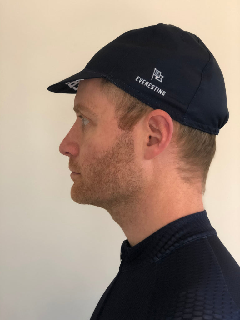 NAVY EVERESTING FINISHERS CAP