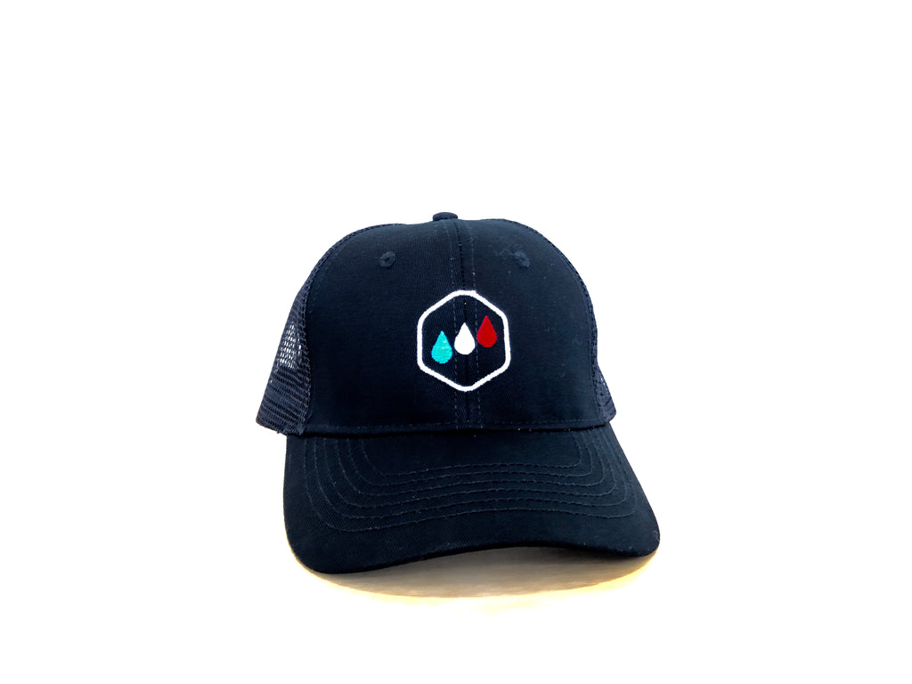 The Drops Trucker Cap
