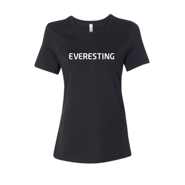 Everesting logo Women's Tee