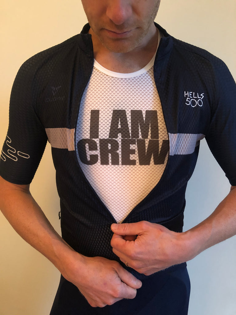 I AM CREW BASE LAYER