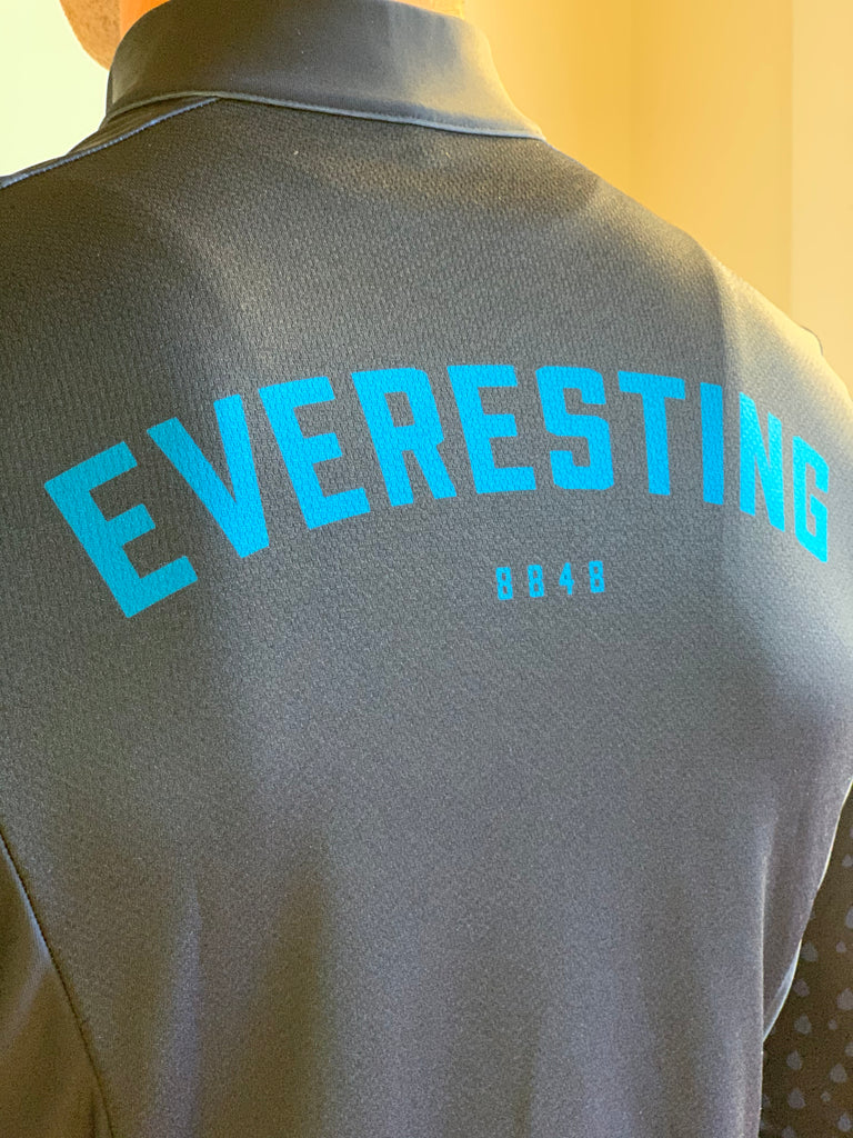 EVERESTING FINISHERS LONG SLEEVE JERSEY NAVY