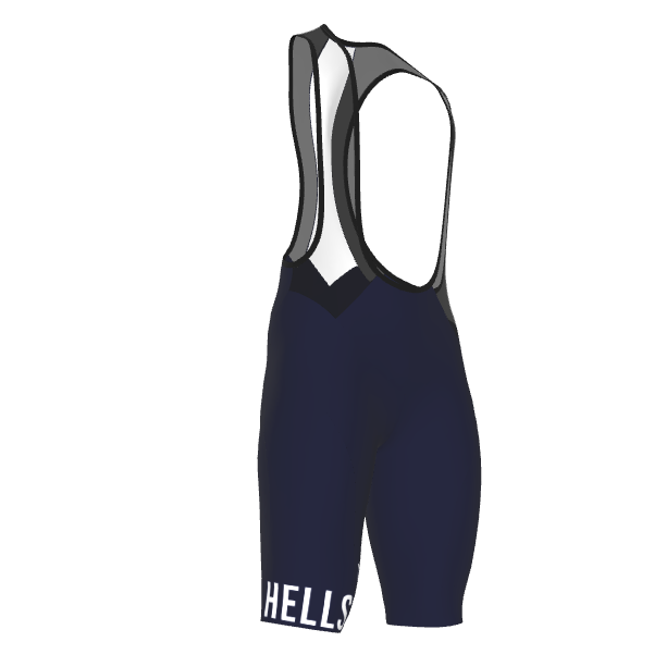 NAVY HELLS BIB WOMENS