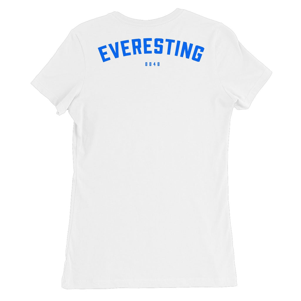 EVERESTING 'I AM CREW' TEE WOMENS